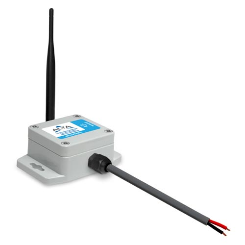 Industrial Wireless 200 VDC Voltage Detection Sensor