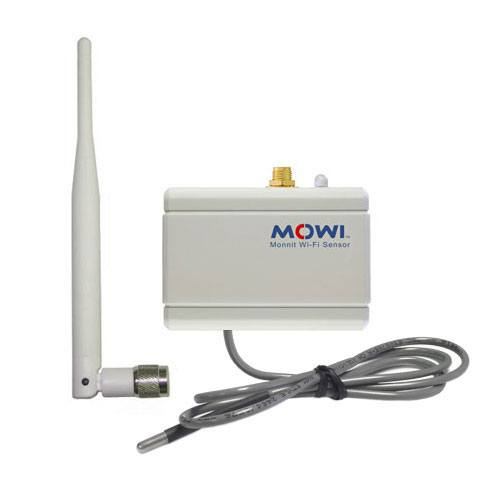 Wi-Fi Water Detection Sensor with RPSMA antenna mount