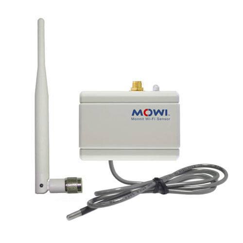 Wi-Fi Water Detection Sensor with RPSMA antenna mount