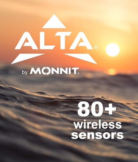 ALTA by Monnit 80 sensors